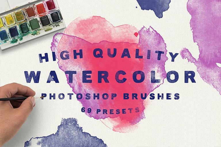 How to Install & Use a Photoshop Brush in 3 Minutes | Design Shack