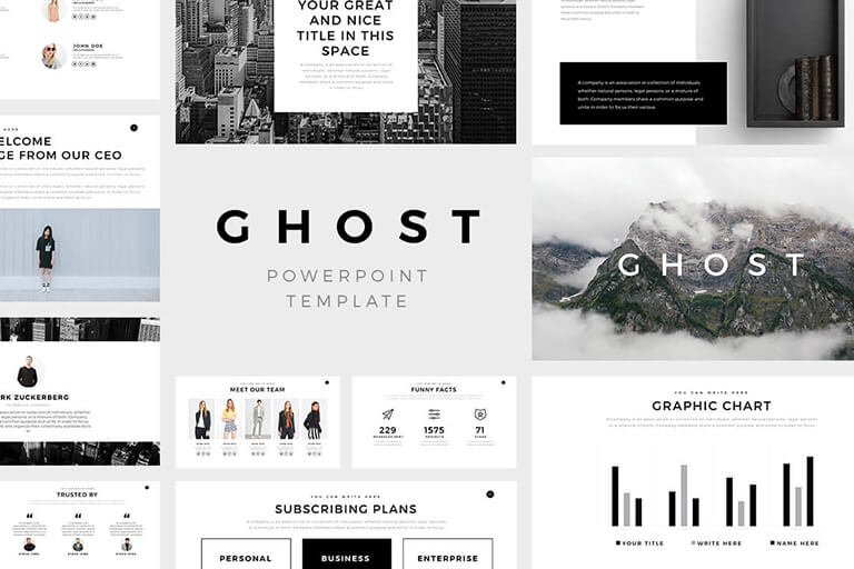 20+ best new powerpoint templates of 2016 | design shack, Modern powerpoint