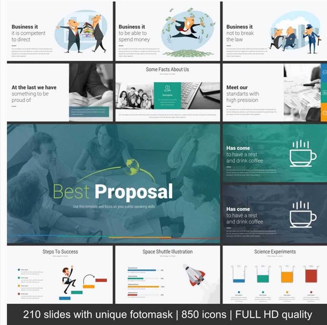 best-proposal-keynote 30+ Best Keynote Templates of 2018 design tips