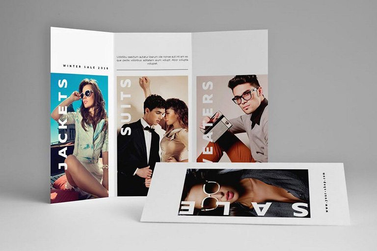 Best TriFold Brochure Templates Word  Indesign  Design Shack
