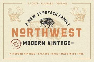 30+ Best Vintage Fonts