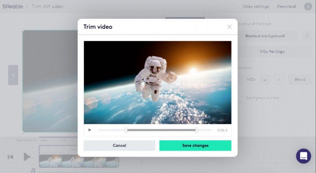 biteable-2 5 Best iMovie Alternatives (For Mac & Windows) 2021 design tips