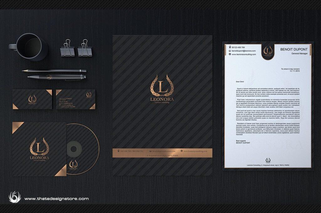 80+ Modern Stationery Templates | Design Shack