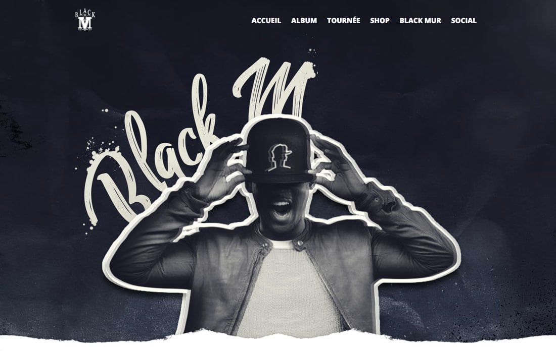 blackm Black and White Design: 10 Stunning Examples (+ Tips) design tips