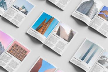 20+ Booklet Mockup Templates (Free & Premium)