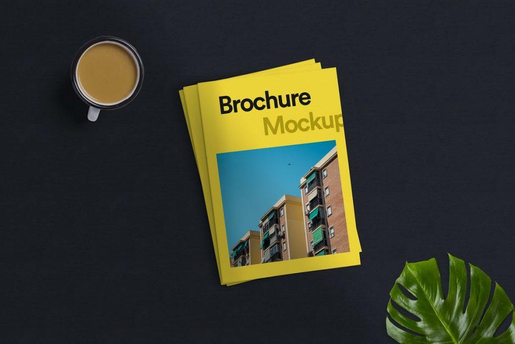 booklet-mockups-16-1024x683 20+ Booklet Mockup Templates (Free & Premium) design tips