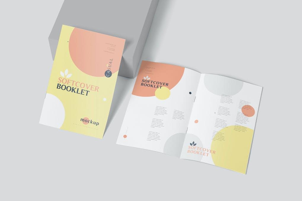 booklet-mockups-6 20+ Booklet Mockup Templates (Free & Premium) design tips