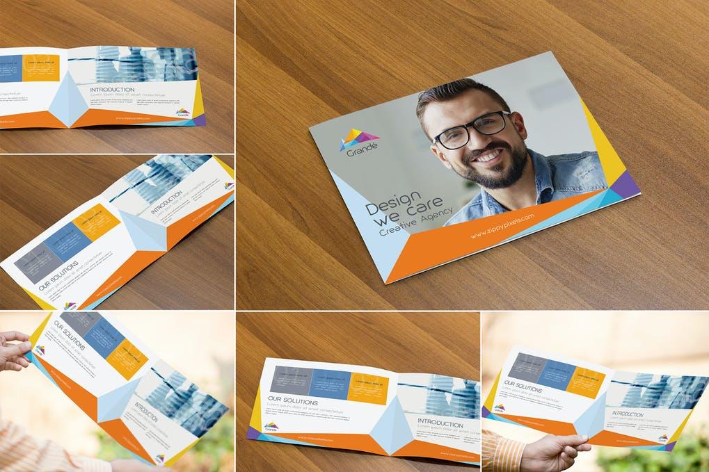 booklet-mockups-7 20+ Booklet Mockup Templates (Free & Premium) design tips