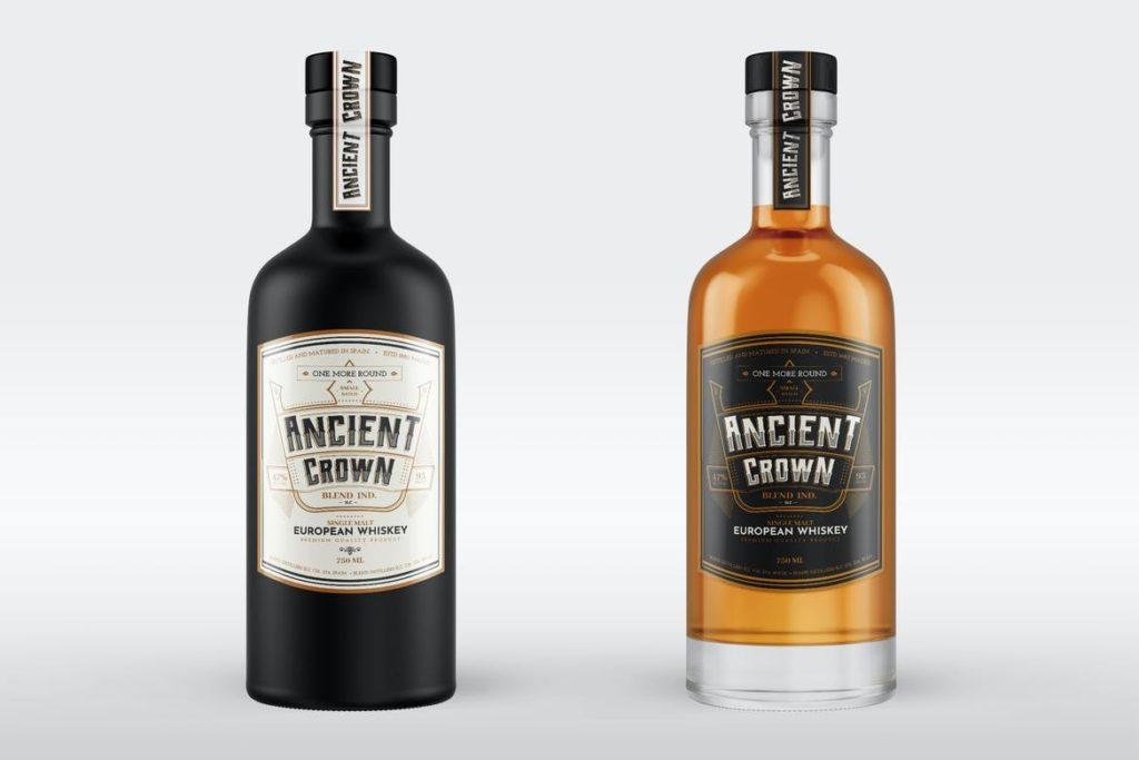 bottle-mockups-10-1024x683 20+ Bottle Mockup Templates (Free & Pro) design tips