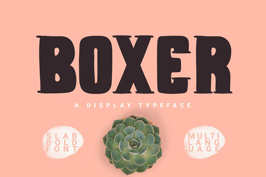 boxer-type 15+ Background Design Trends & Styles for 2021 design tips
