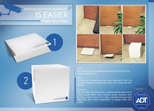 Direct Mail Design Inspiration