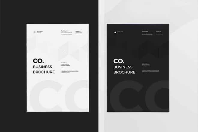 15  brochure cover design templates   ideas