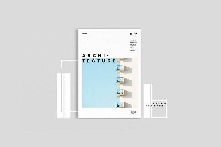 Brochure Design Ideas & Inspiration for 2019   Design Shack