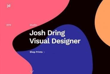 Design Trend: Bubble & Blob Backgrounds