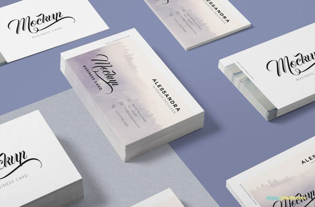 business-cards-9-1024x673 20+ Business Card Mockup Templates (Free & Premium) design tips