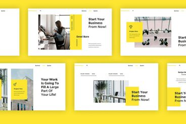 30+ Best Business & Corporate PowerPoint Templates 2021