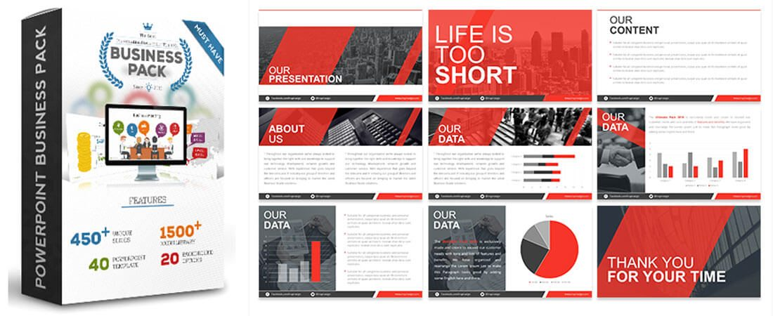 Powerpoint Template Pack