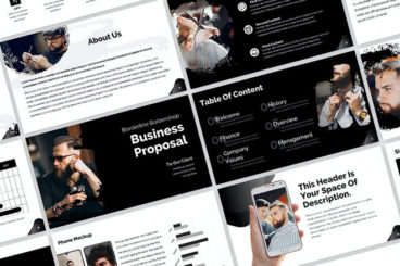 25+ Startup & Business Proposal PowerPoint Templates 2021