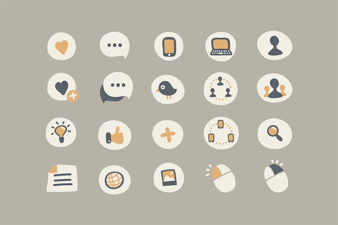cartoon-icon The Design Anatomy of a Good Icon: 10 Tips design tips