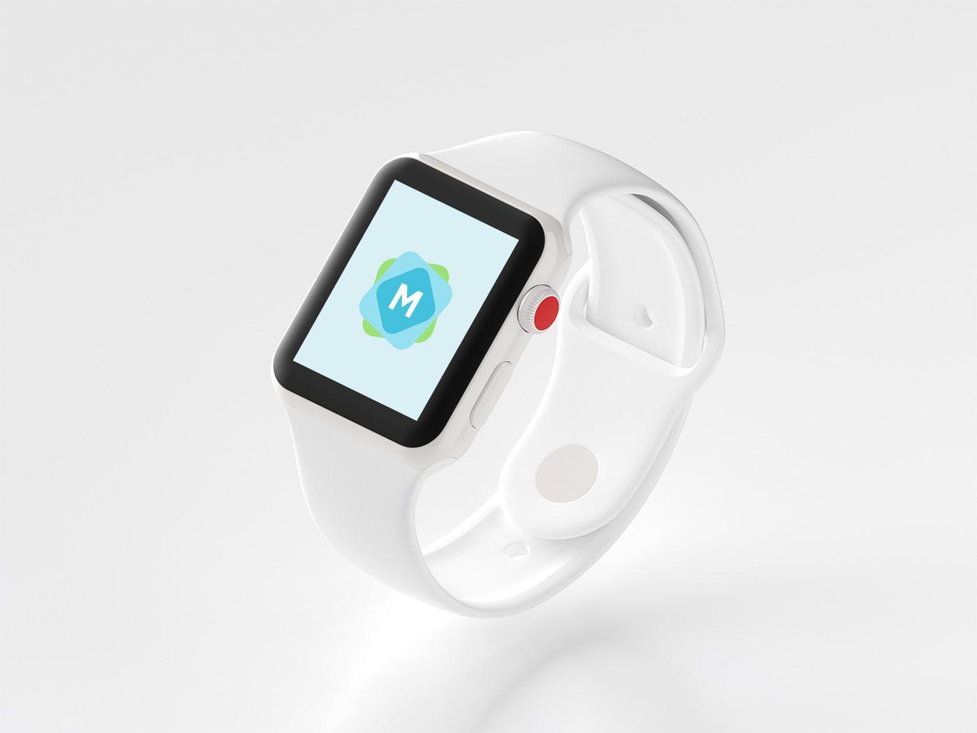 ceramic-apple-watch-3-mockup 50+ Apple Watch Mockups & Graphics design tips