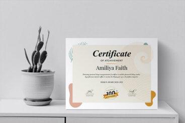 20+ Event Participation & Training Certificate Templates 2021