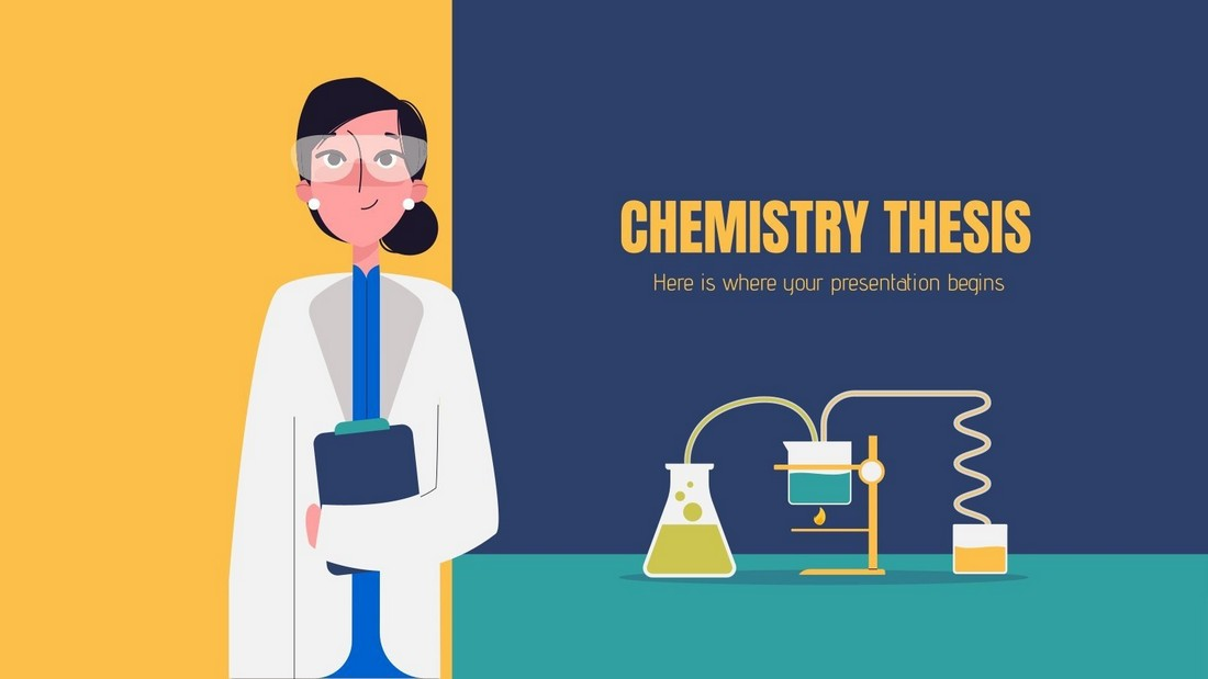 chemistry thesis ppt