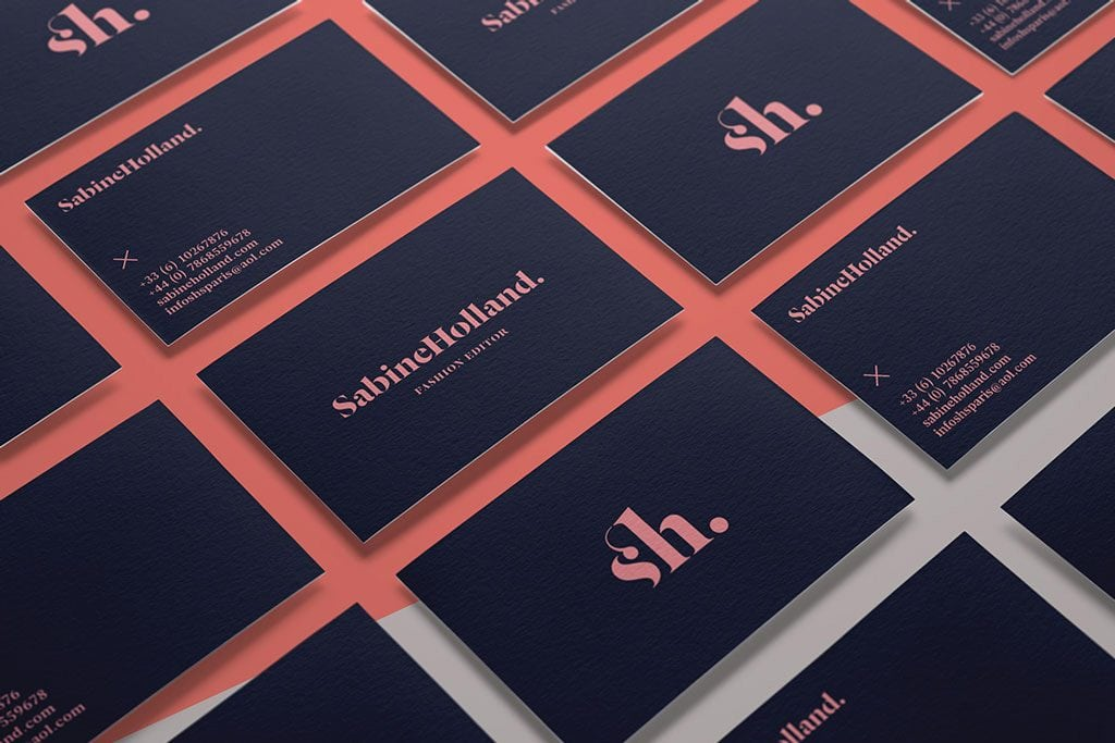 Choosing the Best Font for Business Cards: 10 Tips & Examples