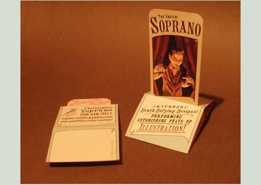 clevercards 33 50 Thiết Kế Danh Thiếp Sáng Tạo Đến Khó Tin