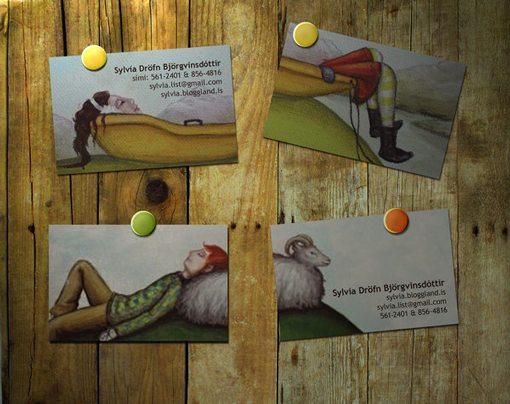 clevercards 5 50 Thiết Kế Danh Thiếp Sáng Tạo Đến Khó Tin