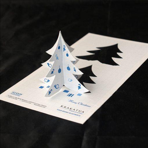 clevercards 50 50 Thiết Kế Danh Thiếp Sáng Tạo Đến Khó Tin