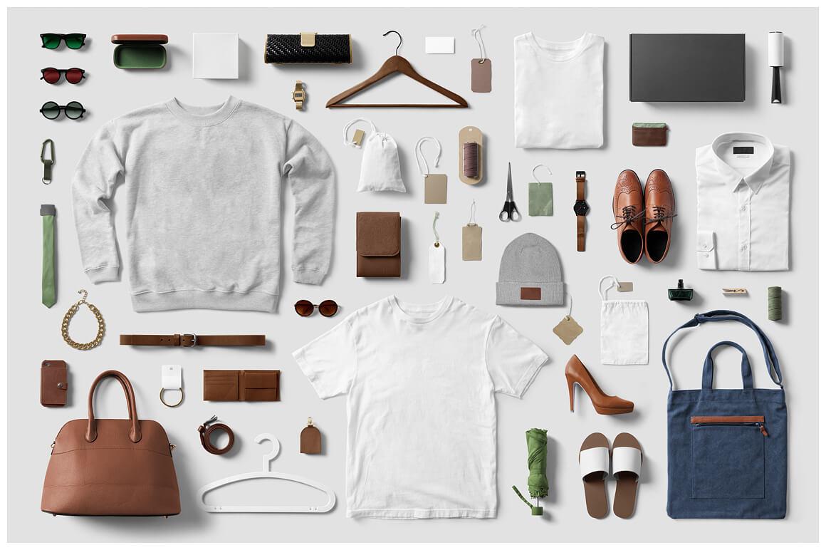 30 feature packed mockup and scene generators design shack for Mockup generator t shirt