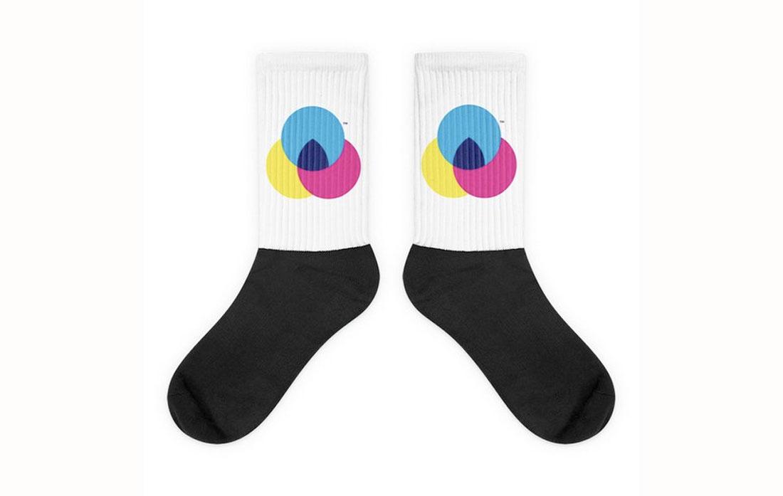 cmyk-socks The 2018 Christmas & Holiday Gift List for Designers design tips