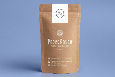 20+ Coffee Bag Mockup Templates (Free & Premium)