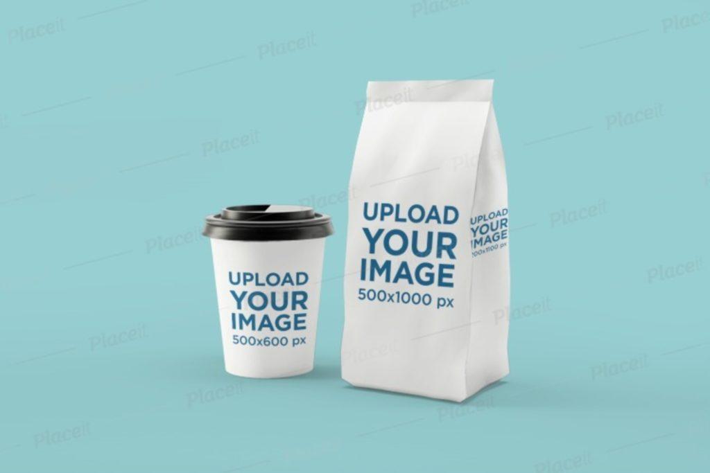 coffee-bag-mockups-1-1024x683 20+ Coffee Bag Mockup Templates (Free & Premium) design tips