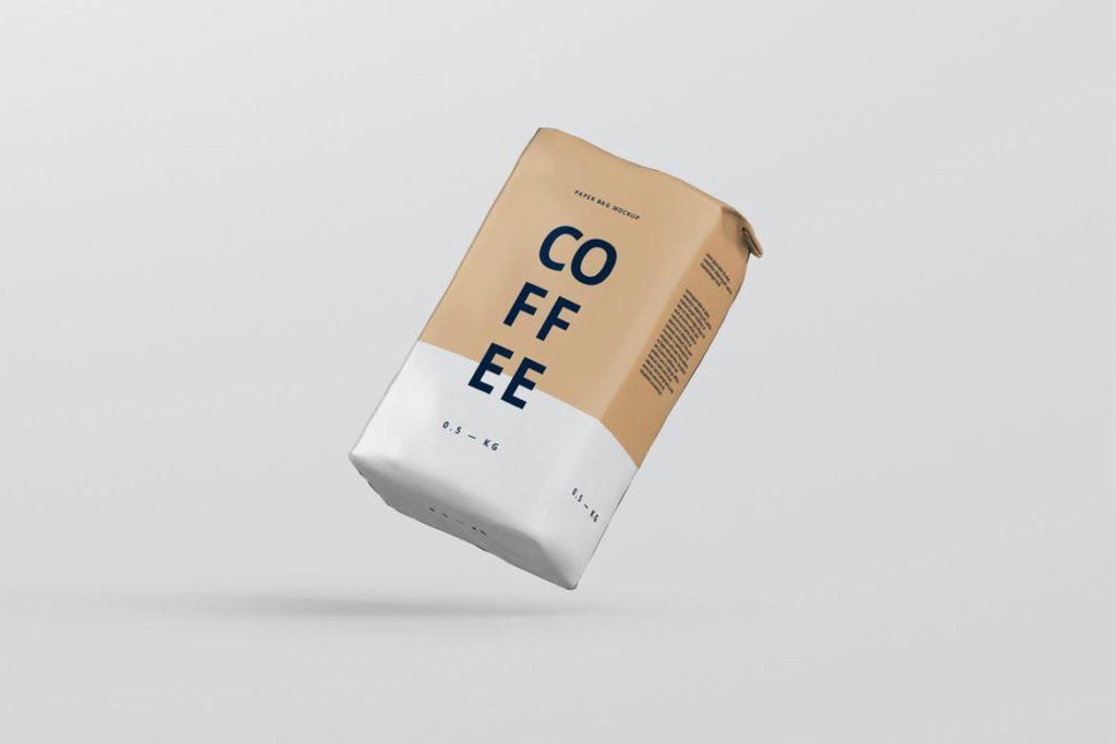 coffee-bag-mockups-12-1024x683 20+ Coffee Bag Mockup Templates (Free & Premium) design tips