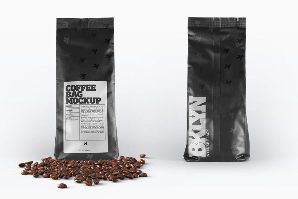 coffee-bag-mockups-18-1024x683 20+ Coffee Bag Mockup Templates (Free & Premium) design tips