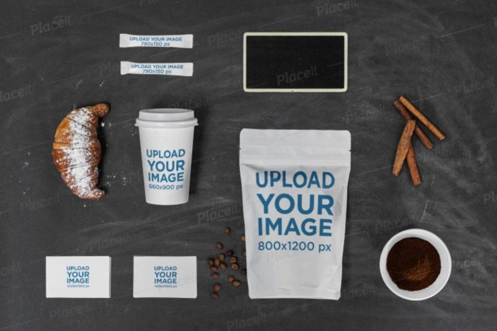 coffee-bag-mockups-3-1024x683 20+ Coffee Bag Mockup Templates (Free & Premium) design tips