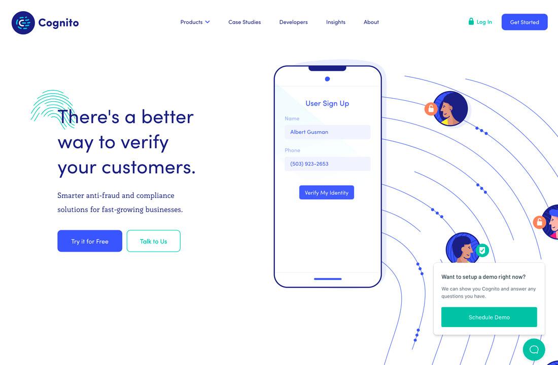 website button design