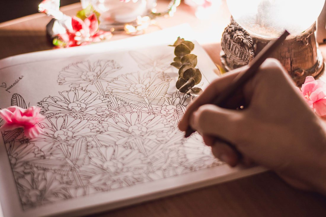colorbook 20+ Creative Project Ideas to Get You Out of a Design Rut design tips