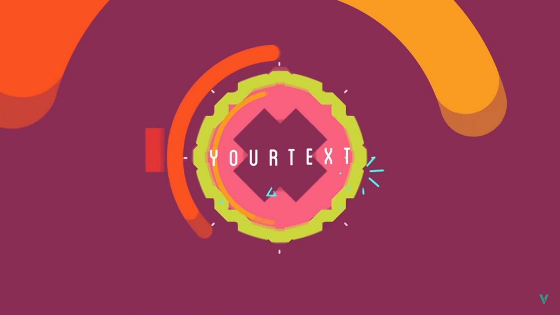 colorful-free-2D-intro-template 30+ Best After Effects Intro Templates design tips
