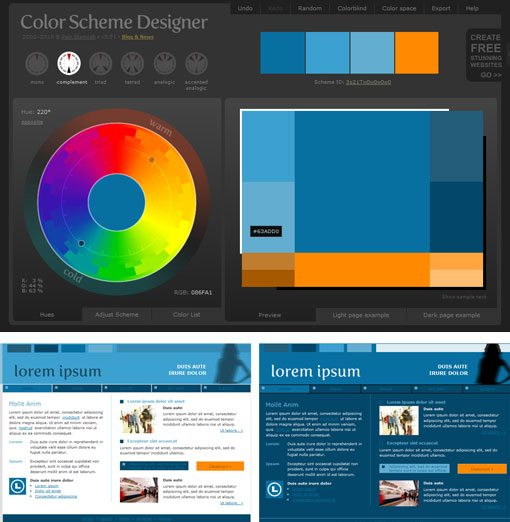 Developing a Color Scheme and Color Management Tips | Design Shack