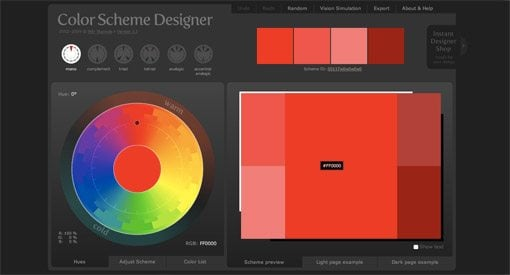 25 Awesome Tools for Choosing a Website Color Scheme Top Digital