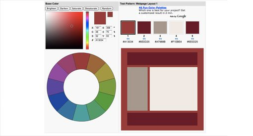 25 Awesome Tools for Choosing a Website Color Scheme - Top Digital ...