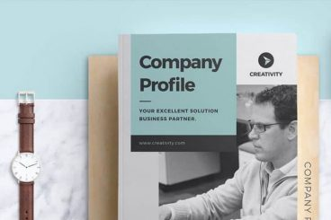 20+ Best Company Profile Templates (Word + PowerPoint)