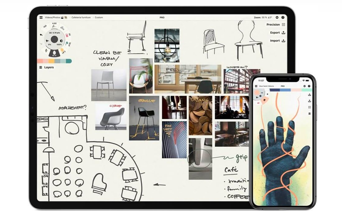 concepts-app Procreate for Windows and Android: Alternatives & Ideas design tips  Software