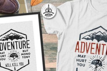 25+ Cool T-Shirt Designs for Printing Custom T-Shirts