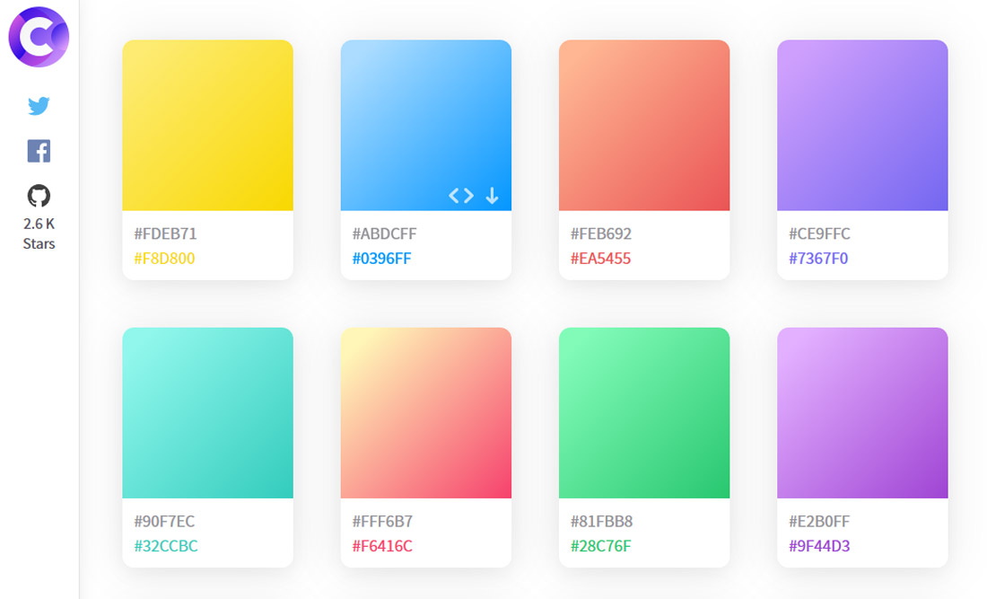 how to make gradient in css