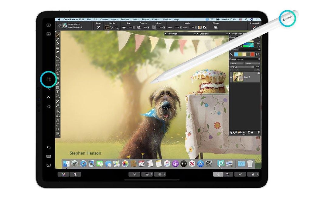 corel-painter-2 Best Drawing Software for Digital Artists (PC & Mac) design tips