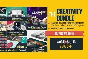 Boost Your Creativity With BundleHunt's Creativity Bundle