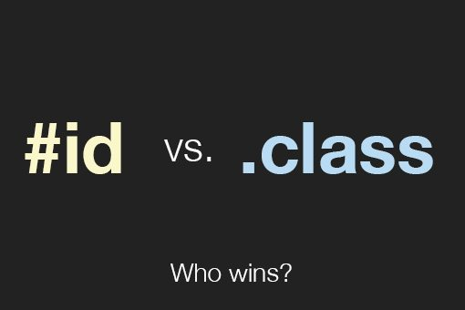 Penggunaan ID Dan Class Dalam CSS